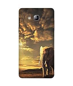 With An Elephant Samsung Galaxy On5 Case