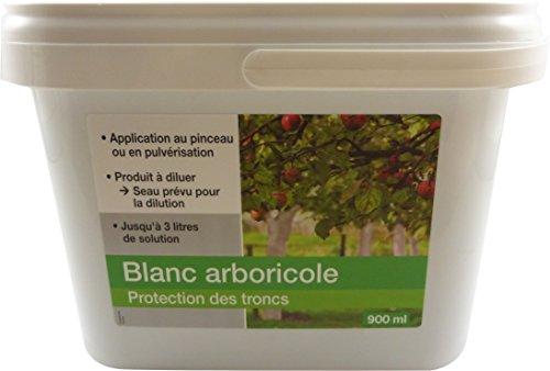 Florendi Jardin - Blanc Arboricole Prêt-à-Diluer - Blanc 11,5 x 7 x 24 cm