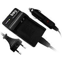 Chargeur De Batterie Pour Pentax D-Li63, Pentax Optio L30 L40 M30 M40 T30 V10 W30, Rollei Flexline 140 RCP-7325XS