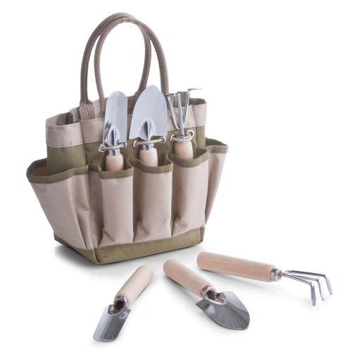 zeller-2057007-kit-de-jardinier-4-pieces
