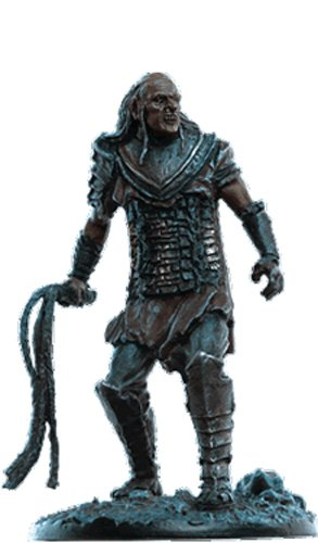 Lord of the Rings Señor de los Anillos Figurine Collection Nº 169 Orc Commander 1