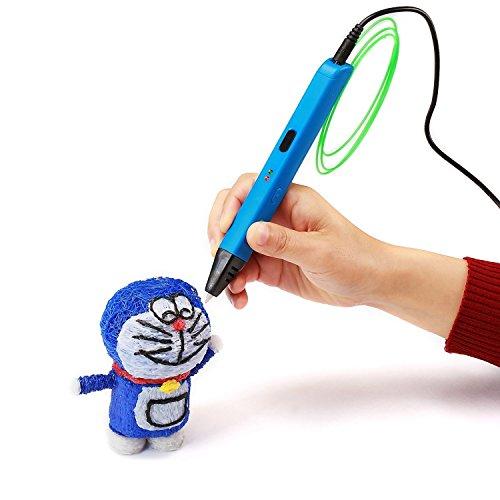 NexGadget Intelligent 3D Stift Kompatibel mit PLA/ABS Filament