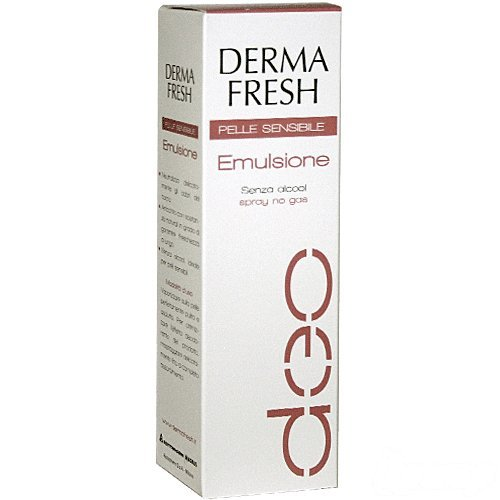 Dermafresh pelle sensibile emulsione 75ml