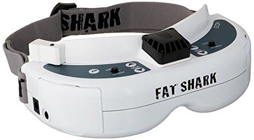 FATSHARK FAT SHARK DOMINATOR HD3 HD V3 FSV1076 Modular 3D FPV Headset GOGGLES