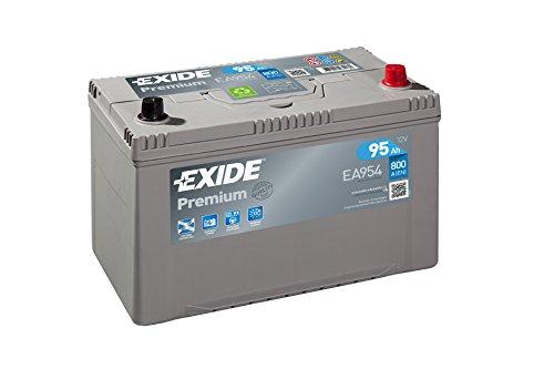 Exide EA954starter batteria 95Ah