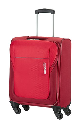 American Tourister Bagaglio a mano San Francisco Spinner S Strict, 37.5 litri, Rosso