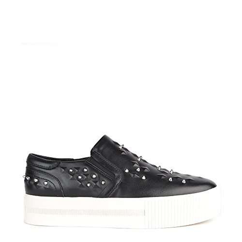 Ash Chaussures Kiff Sneaker Noir Femme Noir