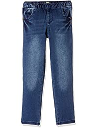 Mothercare Girls' Straight Fit Jeans