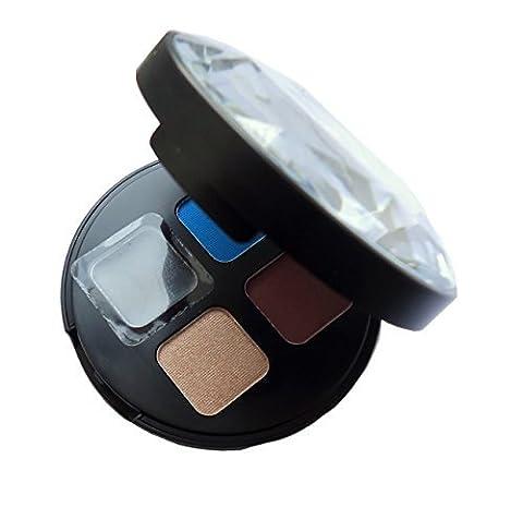 17 (Seventeen) Eye Palette - Midnight Jewel Heist - Eyeshadow Quad by 17 (Seventeen)