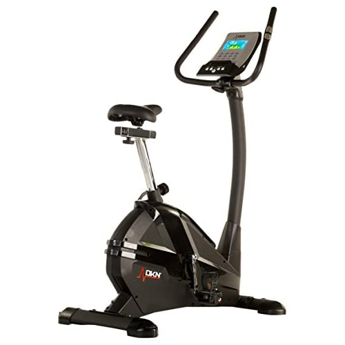 41PodKo0IrL. SS500  - DKN Unisex's AM-3i Exercise Bike, Black, One Size
