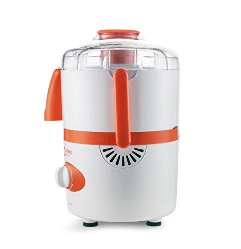 Orient Electric JM5003F 450 Watts Juicer Mixer Grinder with 2 Jars (White)