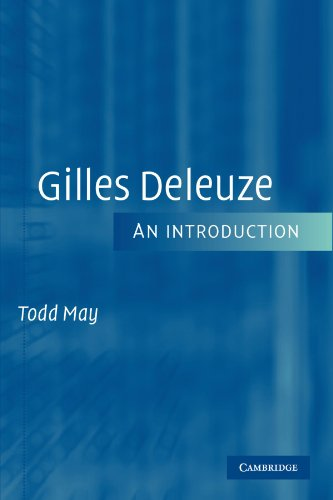 Gilles Deleuze Paperback: An Introduction por May