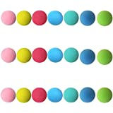Aoneky 21 Pack Baby Toddler Toys Foam Balls (Multi Color)