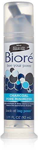 Biore Charcoal Pore Minimizer, 3.11 Fluid Ounce by Biore - Pore Minimizer