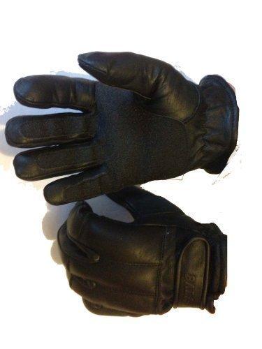 bally-ausgabe-hochwertigem-leder-sand-kevlar-handschuhe-einheits-grosse