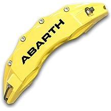 GraphicFX Pegatinas de calibrador de freno con el logotipo de Fiat Abarth
