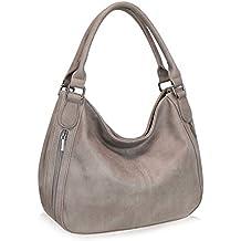 Damenhandtasche Schulter Shopper Tasche Bag Handtasche Patchwork dh0001