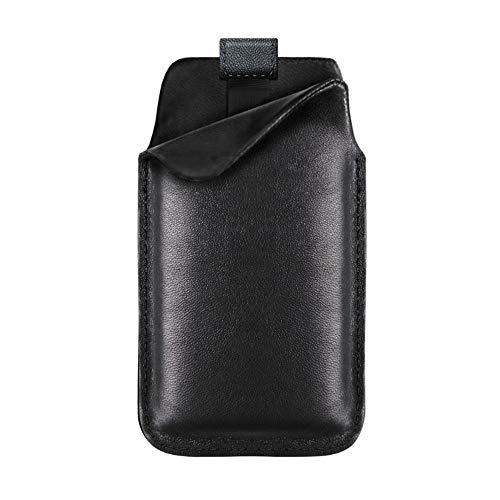 Echt Leder Handy Smartphone Tasche Etui Hülle für Xiaomi Blackshark Helo