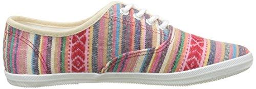 Tamaris 23609, Baskets Basses Athlétiques Pour Femmes Multicolore (multicolore)