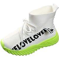 Luckycat Botas Niños Botas de Nieve Zapatos de Botas de Invierno para Unisex-Niños Botas de Senderismo Botas de Montaña Deportiva Cómoda