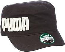 PUMA gorra infantil Penham military, Negro, OSFK, 052938 02
