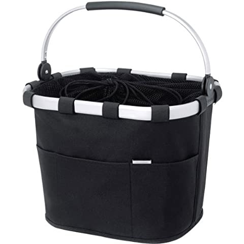 Reisenthel Fahrradkorb Bikebasket Plus black - ohne Klickfix! - JT7003
