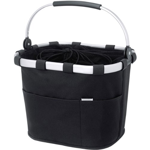 reisenthel Bikebasket Plus black  35 x 29 x 28 cm/Volumen: 12 l