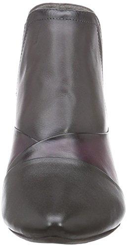 Marc Shoes - Marita, Stivali Donna Nero (Schwarz (black-combi 101))
