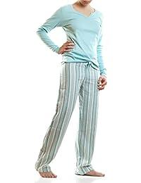18c6fe903e178d Suchergebnis auf Amazon.de für: damen flanell pyjama - Nachtwäsche ...
