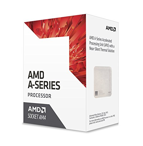 AMD X4 950 3.5GHz 2MB L2 Box processor - processors (AMD Athlon X4, 3.5 GHz, Socket AM4, PC, 28 nm, 64-bit)
