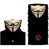 ShopINess Pañuelo bandana multiuso Vendetta