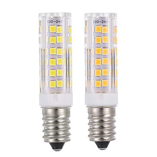 Ein Licht Halogen-anhänger (6x E14 LED Lampen LED Mais Glühbirne 5W 220V 2835 Perlen 360 Grad Abstrahlwinkel Ersetzen Lampada Halogen Kronleuchter Lichter Anhänger Kühlschrank Dekoration Lampe für Deckenlampen, Tischlampen)