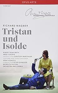 Tristan und Isolde - Bayreuther Festspiele [3 DVDs]