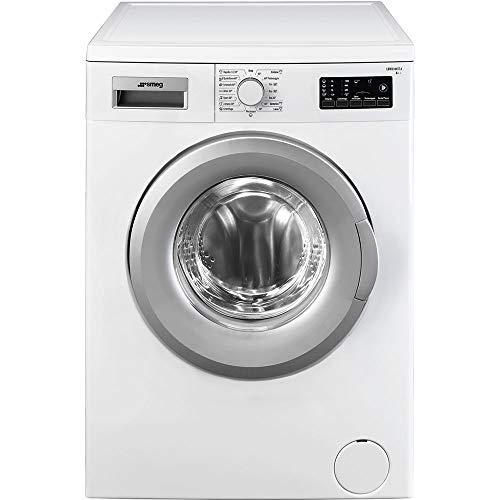 Smeg LBW510CIT-2 lavatrice Libera installazione Caricamento frontale Bianco 5 kg 1000 Giri/min A++