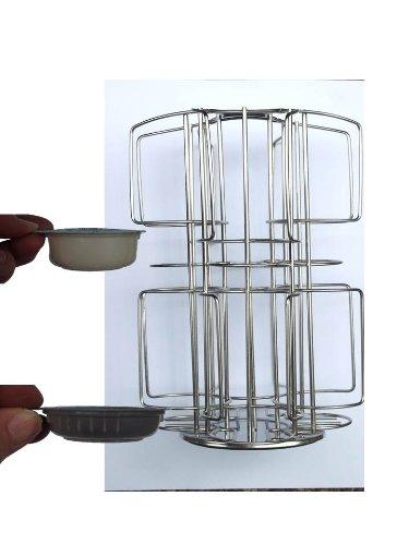 Tassimo Kapselhalter für 64 Kapseln 2 Schächte Neu passend auch für die grossen Milchkapseln nicht nur 3 Sorten sondern bis zu 8 Sorten griffbereit - 2