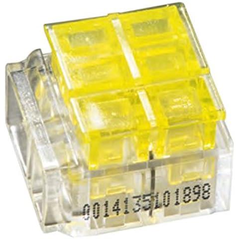 Alightings a 2 porte con connettori senza bisogno di togliere