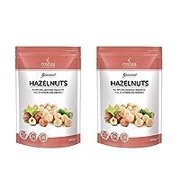 Rostaa Hazelnut 200 gm (Pack of 2)