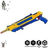 GUN JIAAI Pistolet Mouche Tueur Moustiques Créatif Anti Moustique Tueur Insectes...