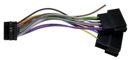Pioneer Autoradio Anschlusskabel Buchse 16pol 24x 10mm Adapter Kabel