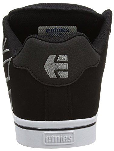 Etnies FADER 1.5 Herren Skateboardschuhe Schwarz (001 / BLACK)