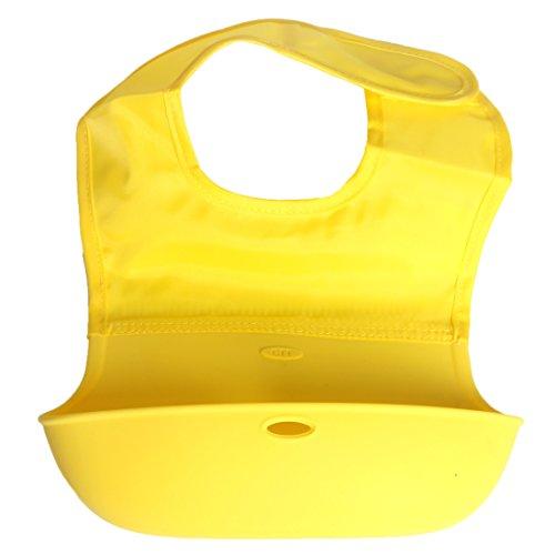 foldable-baby-silicone-bibs-feeding-bucket-gift-wd-01-yellow