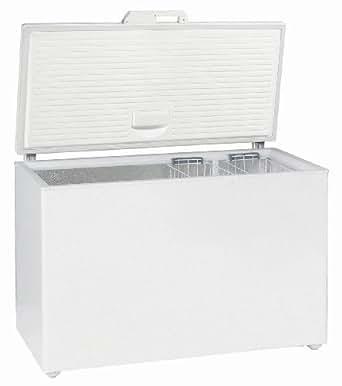 Liebherr GT 4232 Comfort Autonome Coffre 380L A++ Blanc - congélateurs (Autonome, Coffre, Haut, A++, Blanc, SN-T)