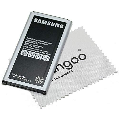 Akku für Samsung Original EB-BG390BBE für Samsung Galaxy Xcover 4 (G390F) mit mungoo Displayputztuch