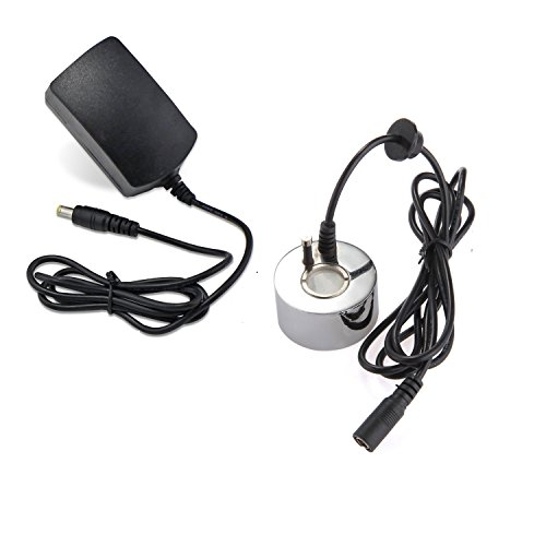 dc-24v-ultrasonic-mist-maker-fogger-humidifier-water-fountain-pond-with-power-adapter-silver-2