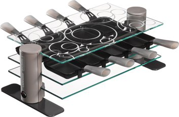 Glas Raclette Grill