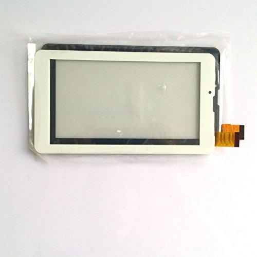 """EUTOPING ® Weiße Farbe 7 Zoll Touchscreen - digitizer Alternative für 7"""" Telefunken TELC-73GIQ"""