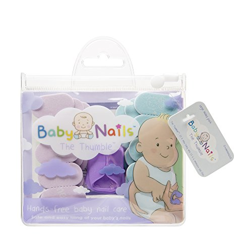 Baby Nails The Thumble I Lima de uñas para recien nacidos (0...