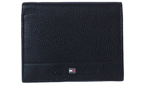 TOMMY HILFIGER Core ID Card Holder Black