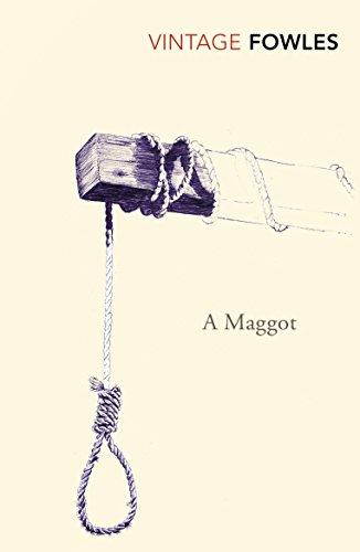 A Maggot por John Fowles