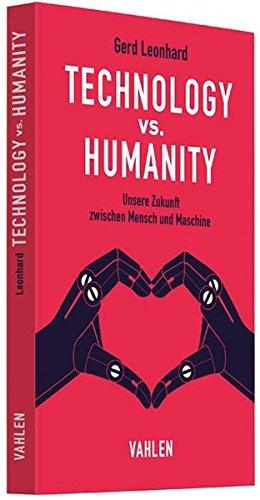 Technology vs. Humanity: Unsere Zukunft zwischen Mensch und Maschine Speaker-griffe